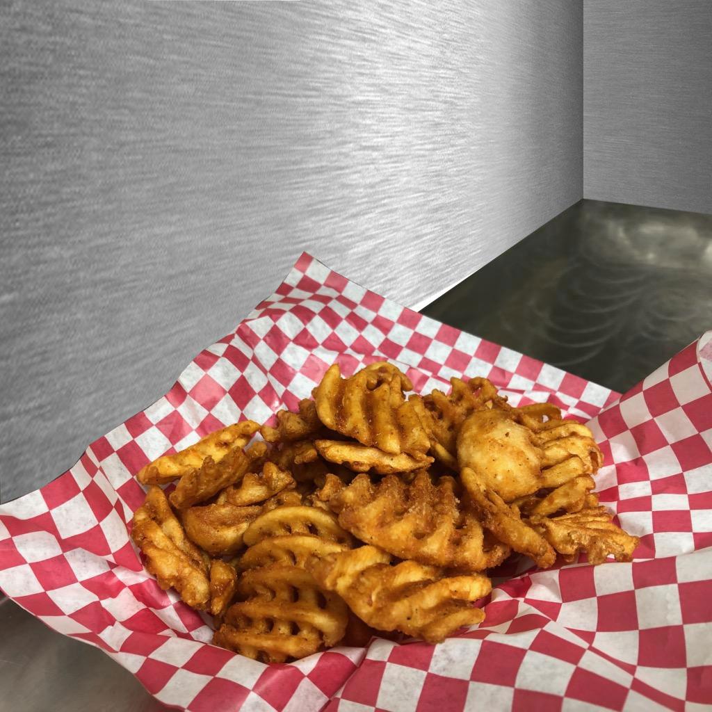 Waffle Fries Fuller's Pub & Grub – Fuller's Pub & Grub
